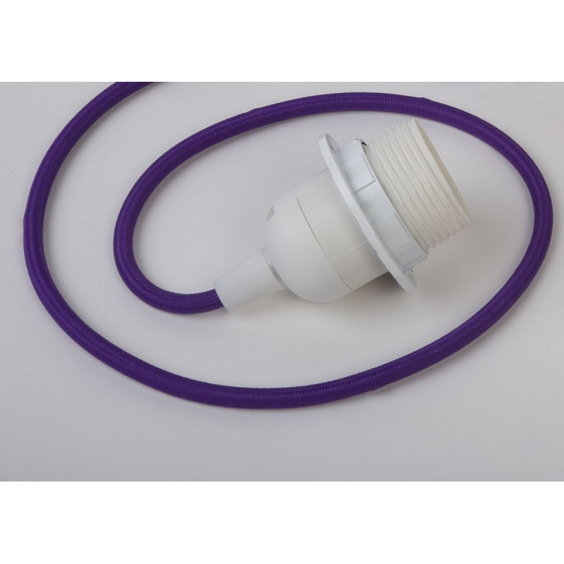 Suspension simple - Violet