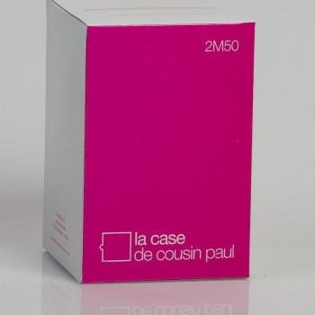 suspension simple turquoise 250 cm la case de cousin paul. Black Bedroom Furniture Sets. Home Design Ideas