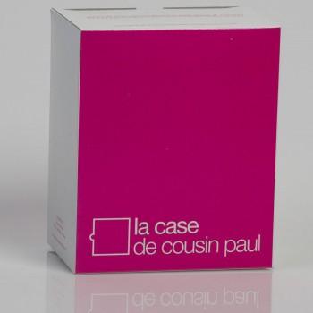 suspension triple gris clair la case de cousin paul. Black Bedroom Furniture Sets. Home Design Ideas
