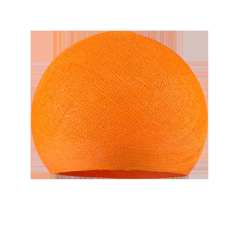 Coupole Orange flash éteinte