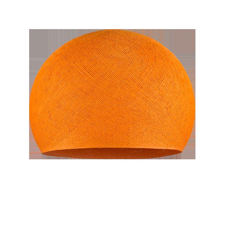 Coupole Orange éteinte
