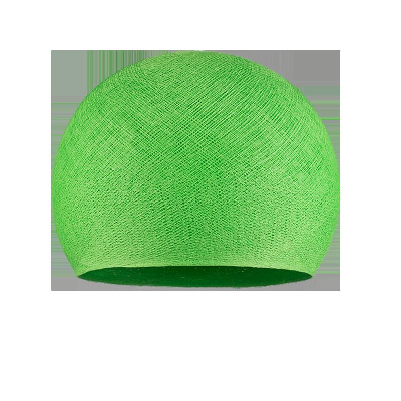 Coupole vert flash éteinte