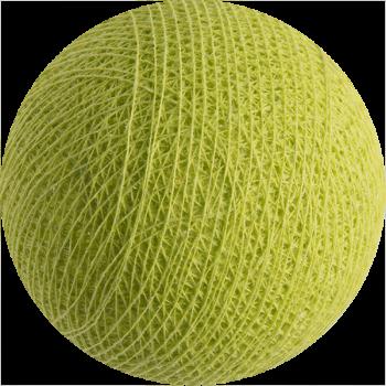 boule Premium vert anis
