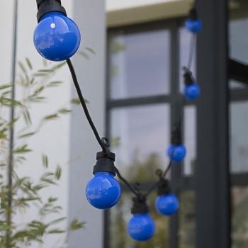 coffret guirlande LED guinguette myrtille