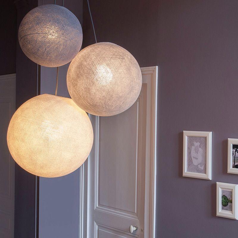 suspension 3 abats jours globes cotopaxi la case de cousin paul. Black Bedroom Furniture Sets. Home Design Ideas