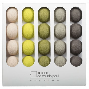 coffret guirlande lumineuse premium thelonious la case de cousin paul. Black Bedroom Furniture Sets. Home Design Ideas