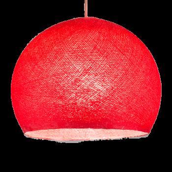 Coupole Rouge allumée