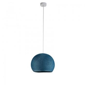 Pack suspension simple coupole M bleu canard