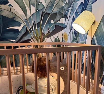 Wandlampe kinderzimmer