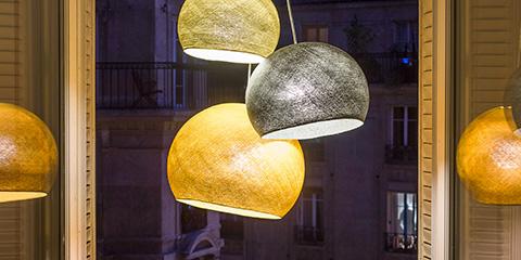 la case de cousin paul vente guirlande lumineuse boule luminaire boule. Black Bedroom Furniture Sets. Home Design Ideas